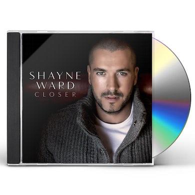 Shayne Ward CLOSER CD