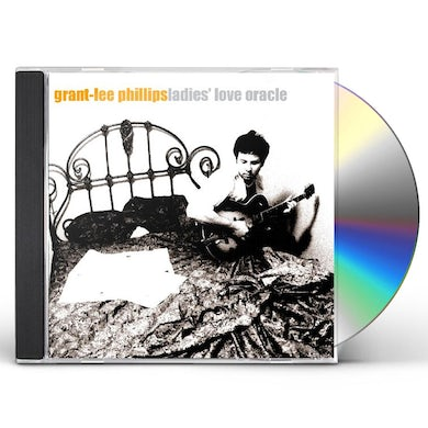 Grant-Lee Phillips LADIES LOVE ORACLE CD