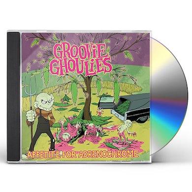 APPETITE FOR ADRENOCHROME CD
