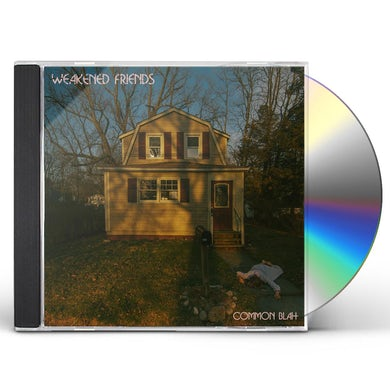 Weakened Friends COMMON BLAH CD