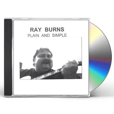Ray Burns PLAIN & SIMPLE CD