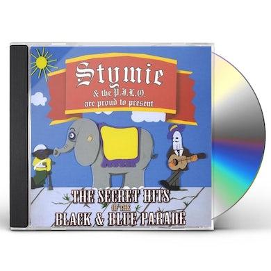 Stymie & The Pimp Jones Luv Orchestra SECRET HITS OF THE BLACK & BLUE PARADE CD