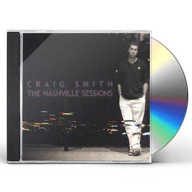 Craig Smith NASHVILLE SESSIONS EP CD