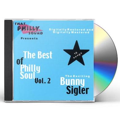 Bunny Sigler BEST OF PHILLY SOUL 2 CD