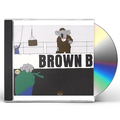 Brown Bird SUCH UNREST CD