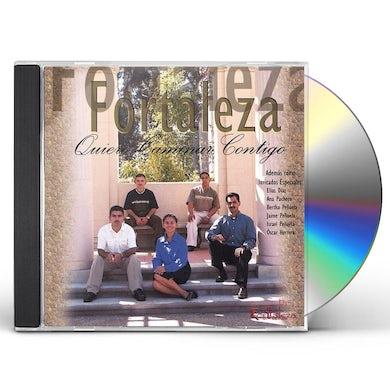 Fortaleza QUIERO CAMINAR CONTIGO CD