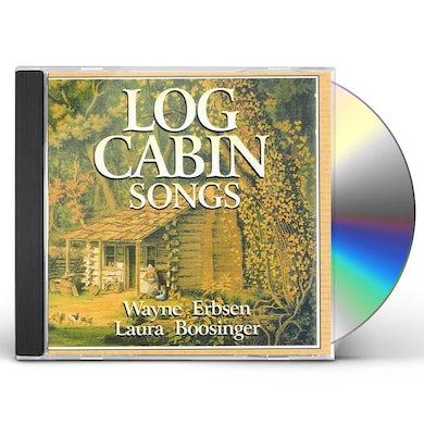 Wayne Erbsen LOG CABIN SONGS CD