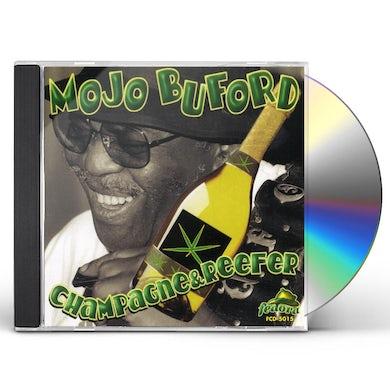 Mojo Buford CHAMPAGNE & REEFER CD