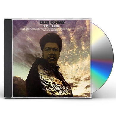 Don Covay SUPER DUDE CD