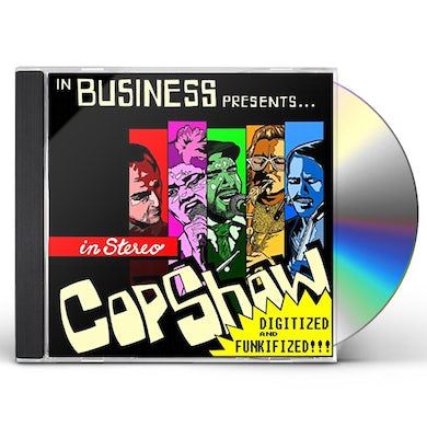 The Business COP SHOW CD