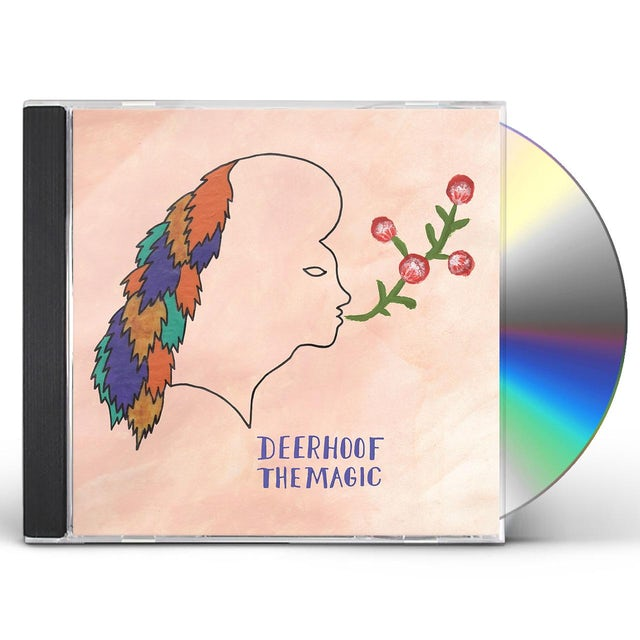 Deerhoof MAGIC CD