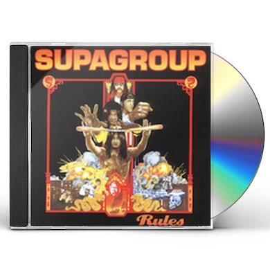 Supagroup RULES CD