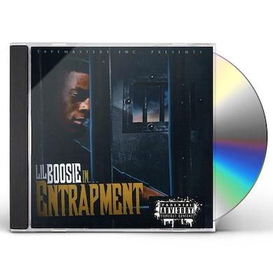 Boosie Badazz ENTRAPMENT CD