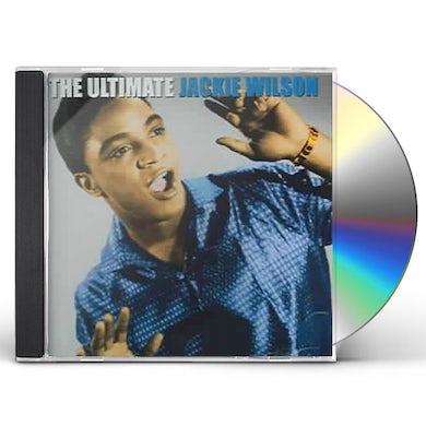 ULTIMATE JACKIE WILSON CD