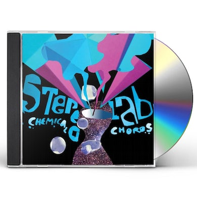 Stereolab CHEMICAL CHORDS CD