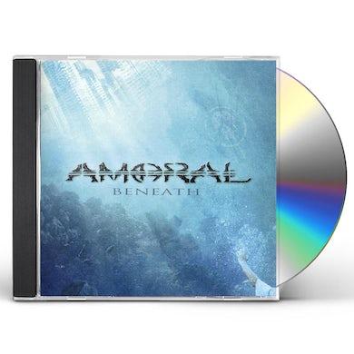 Amoral BENEATH CD