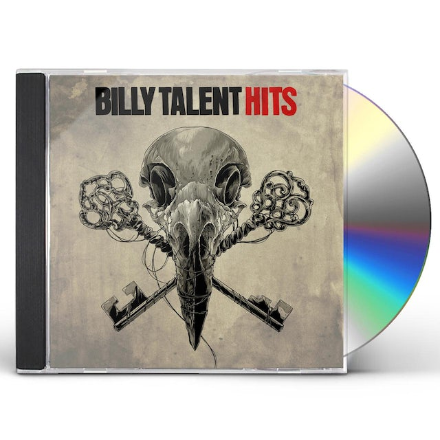 Billy Talent HITS CD