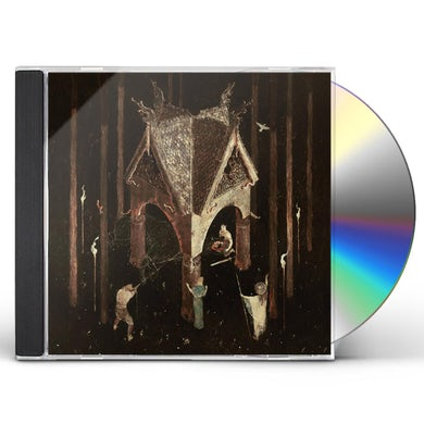 Wolves In The Throne Room THRICE WOVEN CD