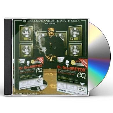 Dr Dre DRETOX (EXPLICIT) CD