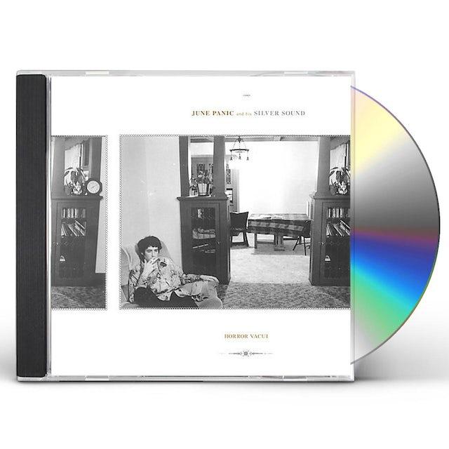 June Panic HORROR VACUI CD