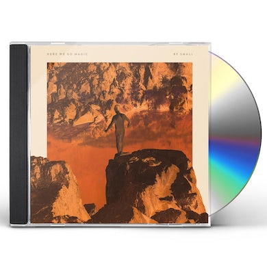 Here We Go Magic BE SMALL CD