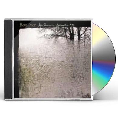 Bon Iver FOR EMMA FOREVER AGO CD