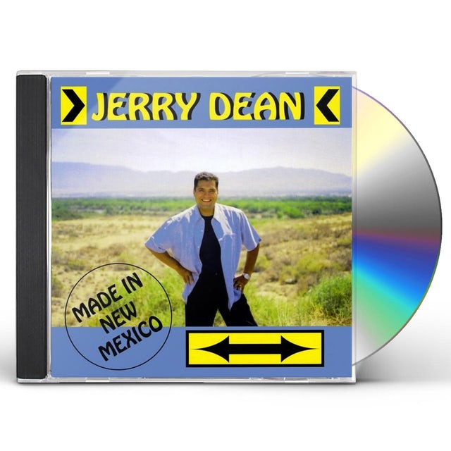 Jerry Dean MADE IN NEW MEXICO CD