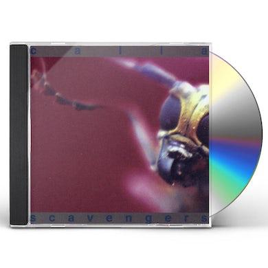 Calla SCAVENGERS CD