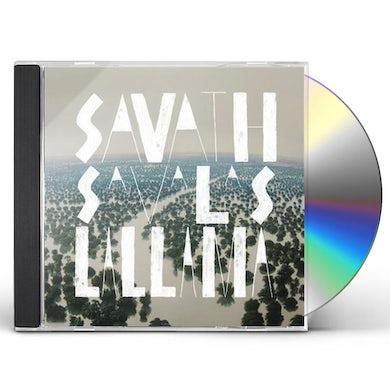 Savath & Savalas LA LLAMA CD