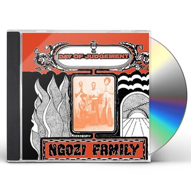Ngozi Family DAY OF JUDGEMENT CD