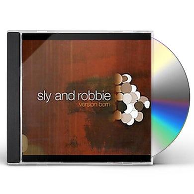 Sly & Robbie VERSION BORN CD