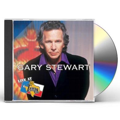 Gary Stewart LIVE AT BILLY BOB'S TEXAS CD