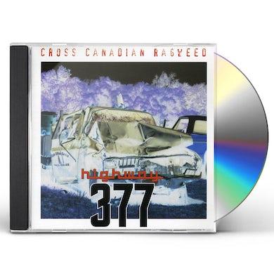 Cross Canadian Ragweed HIGHWAY 377 CD
