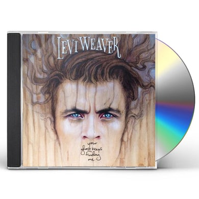 Levi Weaver YOUR GHOST KEEPS FINDING ME CD