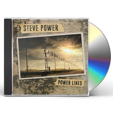 Steve Power POWER LINES CD
