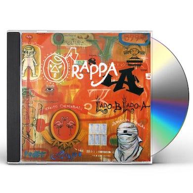 O Rappa LADO B LADO A CD