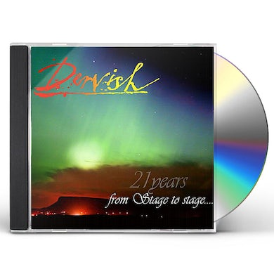 Dervish STAGE TO STAGE CD