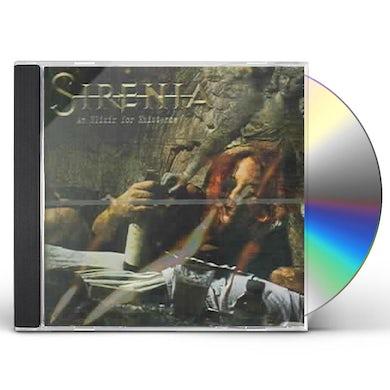 Sirenia AN ELIXIR FOR EXISTENCE CD