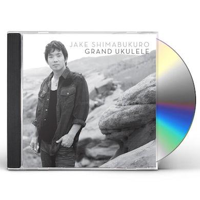 Jake Shimabukuro GRAND UKULELE CD