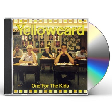 Yellowcard ONE FOR THE KIDS CD
