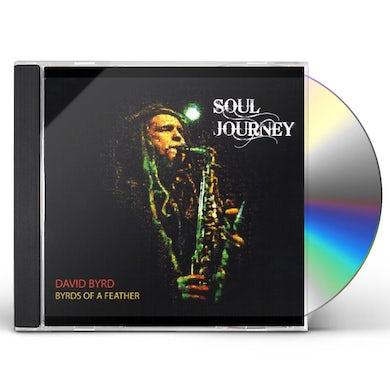 David Byrd SOUL JOURNEY CD