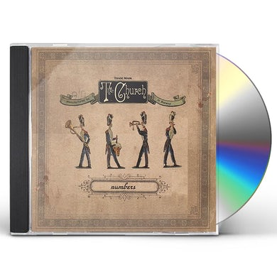 The Church NUMBERS CD