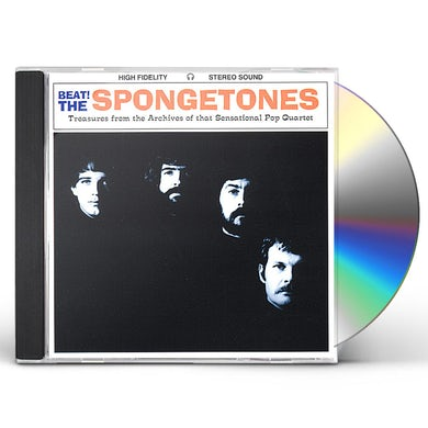 BEATTHE SPONGETONES CD