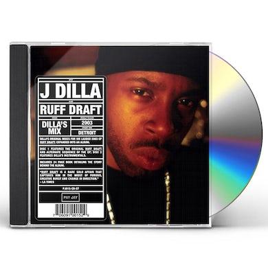 J Dilla DILLA'S MIX CD