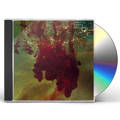 History Of Colour Tv WHEN SHAPES OF SPILT BLOOD SPELT LOVE CD