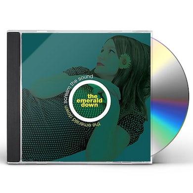 Emerald Down SCREAM THE SOUND CD