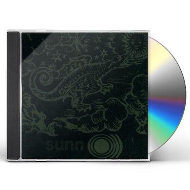 Sunn FLIGHT OF THE BEHEMOTH CD