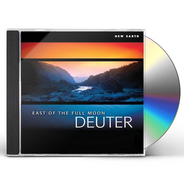 Deuter EAST OF THE FULL MOON CD