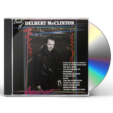 Delbert Mcclinton BEST OF CD