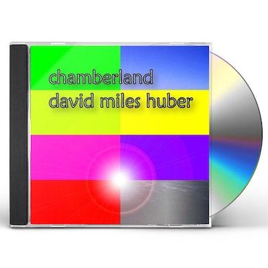 David Miles Huber CHAMBERLAND CD